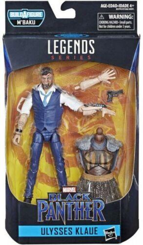 Black Panther Marvel Legends Ulysses Klaue Action-Figur Hasbro