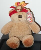 Ty Beanie Baby Little Bear The Bear Mint With Mint Tags Retired