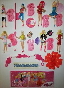 BARBIE-I-CAN-BE-COMPLETE-SET-WITH-ALL-PAPERS-KINDER-SURPRISE-2014