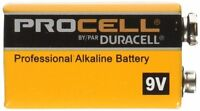 Duracell Procell 9 Volt Professional Alkaline Batteries Pack Of 24 9v Battery on Sale