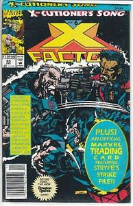 X-FACTOR-85-BAGGED-COPY-1992-VERY-GOOD-CONDITION-BY-MARVEL-COMICS