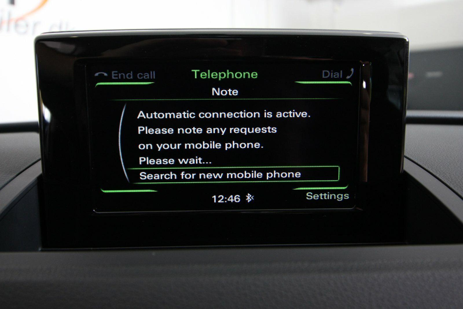 Audi Q3 TFSi 150 Design S-tr.