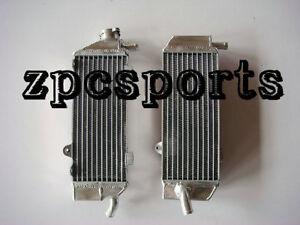 New Radiator Pair KTM 250/350/450/50<wbr/>5 SXF/XC-F 250SXF/350SXF/<wbr/>450SXF/505SXF 07-12