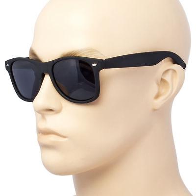 58bae5d9082b New retro matte black sunglasses dark lenses shades vintage glasses ebay  jpg 400x400 Vintage glasses ebay
