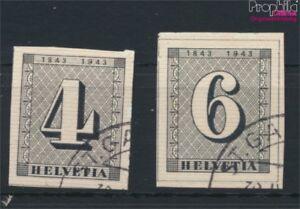 Schweiz-417-418-kompl-Ausgabe-gestempelt-1943-Jubilaeum-9045594