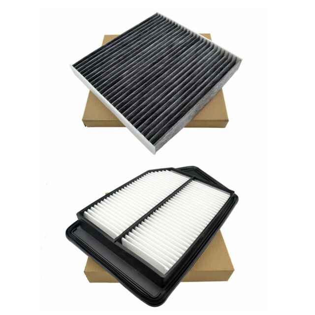Engine & Cabin Air Filter For Honda Accord 2.4L 2013-2017