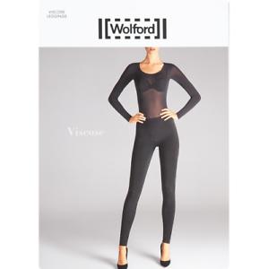 WOLFORD Viscose Leggings - Midnight Navy