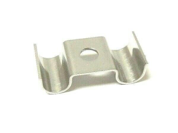 """Single Stainless Line Clamps 5//16/"""""""