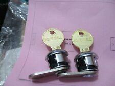 Ademco security alarm panel lock and 1393 key Brand New Honeywell