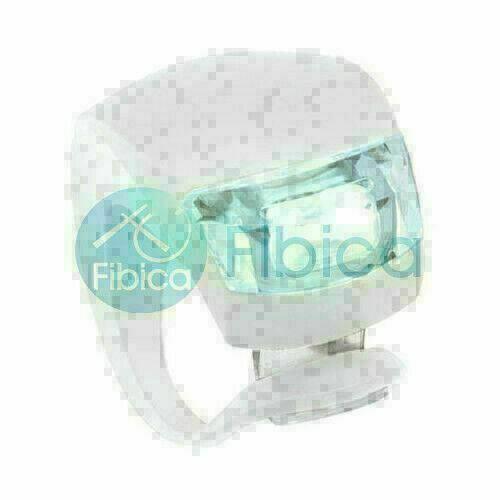 New Biotin Bike Cycling Frog LED Front Head Rear Light Waterproof Lamp White FG
