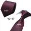 Classic-Red-Black-Blue-Mens-Tie-Paisley-Stripe-Silk-Necktie-Set-Wedding-Jacquard thumbnail 30