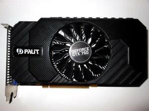 Details about PALIT GeForce GTX 750 StormX OC 2GB 128Bit GDDR5 HDMI  PCI-E3 0 Nvidia Video Card