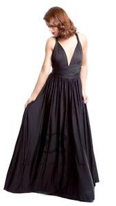 PréCis Eliza Et Ethan Multi Way Noir Wrap Robe Demoiselle D'honneur Bal Mariage-afficher Le Titre D'origine