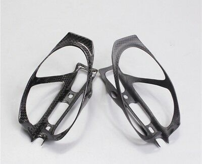 Carbon MTB Mountain Road Bike Bicycle Water Bottle Holder Rack Cage 74mm No logo