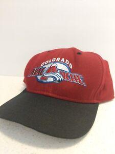 Image is loading Colorado-Avalanche-Hat-New-Era-NHL-Official-snapback- 91fc5e6f4d1e