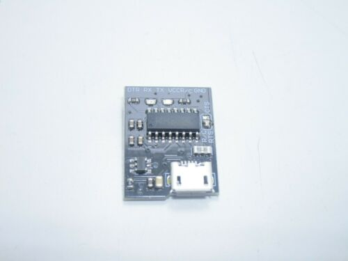 Interfaccia seriale micro usb CH340 CH340G 3,3v 5v per arduino wemos