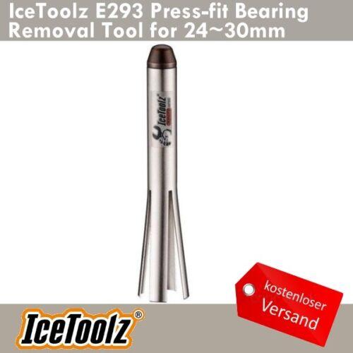 IceToolz E293 Xpert Fahrrad Press-fit Bearing Removal Werkzeug Diameter 24-30mm
