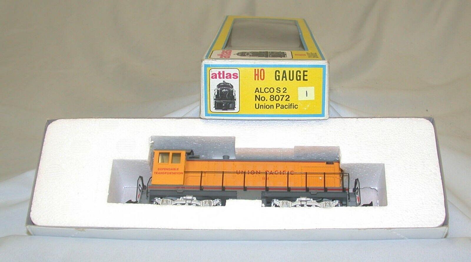 Atlas 150-8072 HO Scale ALCO S-2 Union Pacific