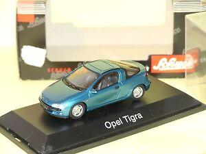 OPEL-TIGRA-Gris-SCHUCO-1-43