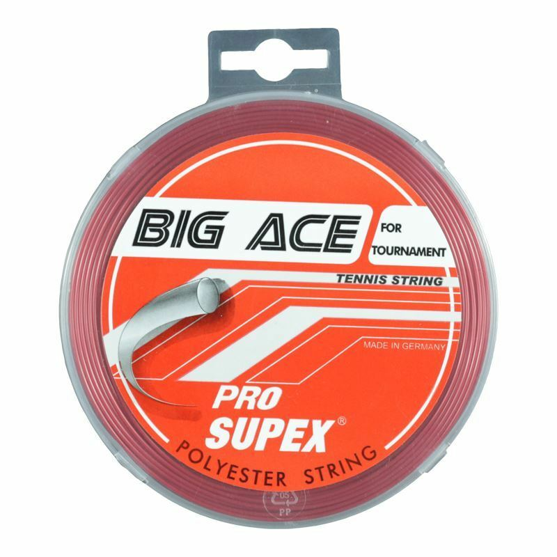 Pro Supex Big Ace Red Tennis string