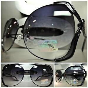 OVERSIZE LARGE VINTAGE 80s RETRO Style SUN GLASSES BOLD FASHION Huge ... 6801d9524