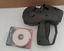 Monarch Paxar 1131 One Line Price Sticker Label Gun Black