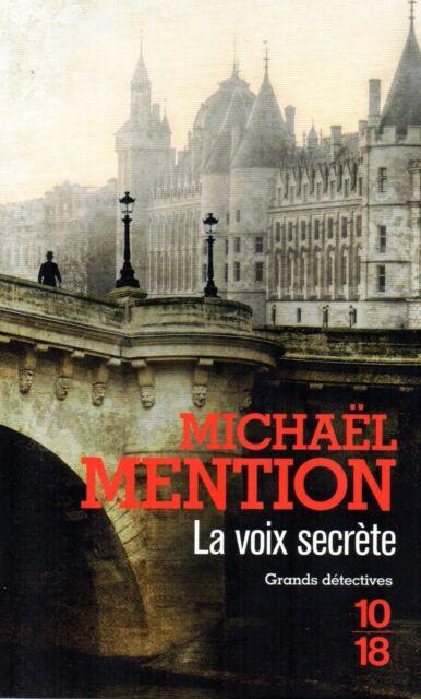 LA VOIX SECRETE / MICHAEL MENTION [NEUF]
