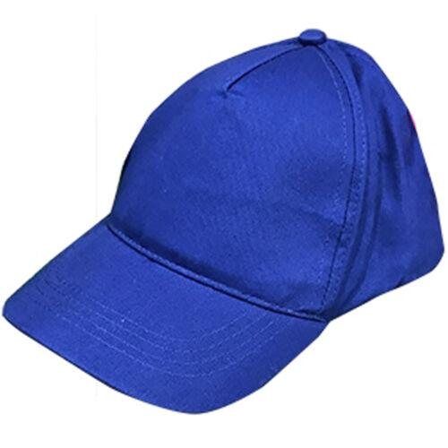 Kids Boys Girls Classic Baseball Cap Sports Adjustable Casual Summer Sun Hat