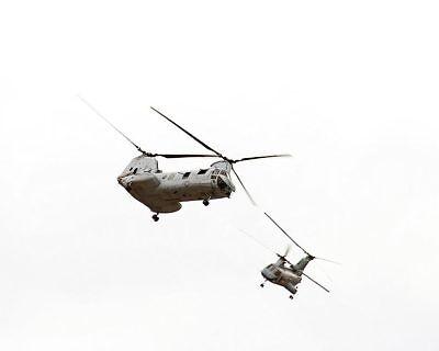 Supply Ch-46 See Knight Marine Helikopter 8x10 Silber Halogen Fotodruck Refreshment Sammeln & Seltenes