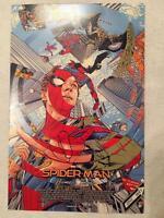 Marvel Spider-man Homecoming 11x17 Original Promo Movie Poster Mondo Cinemark