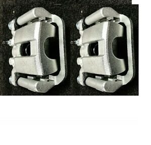Rear Brake Calipers Pair Compatible With Nissan X-Trail 2001-2008