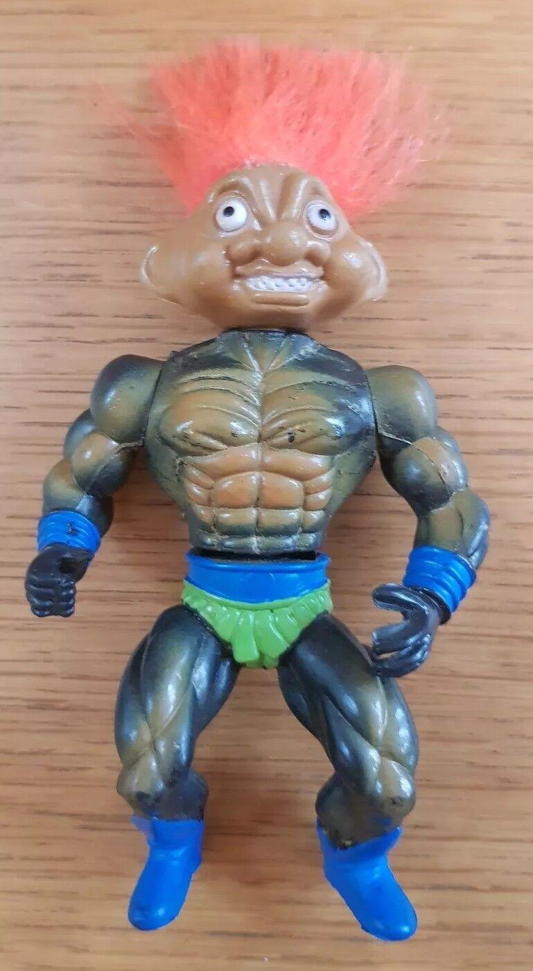 Troll Fighter para trollandia por Simba, he-MAN Amos del universo botaLEG KNOCK-OFF figura tan