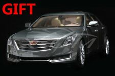 Car Model Cadillac CT6 1:18 (Grey) + SMALL GIFT!!!!!!!!!!!