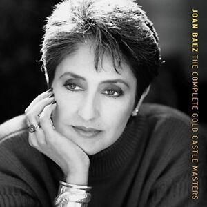 Joan-Baez-Komplette-Gold-Castle-Masters-Neue-CD