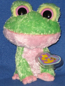 b45ff5e37be TY BEANIE BOOS BOO S - KIWI the FROG - MINT with MINT TAGS ...