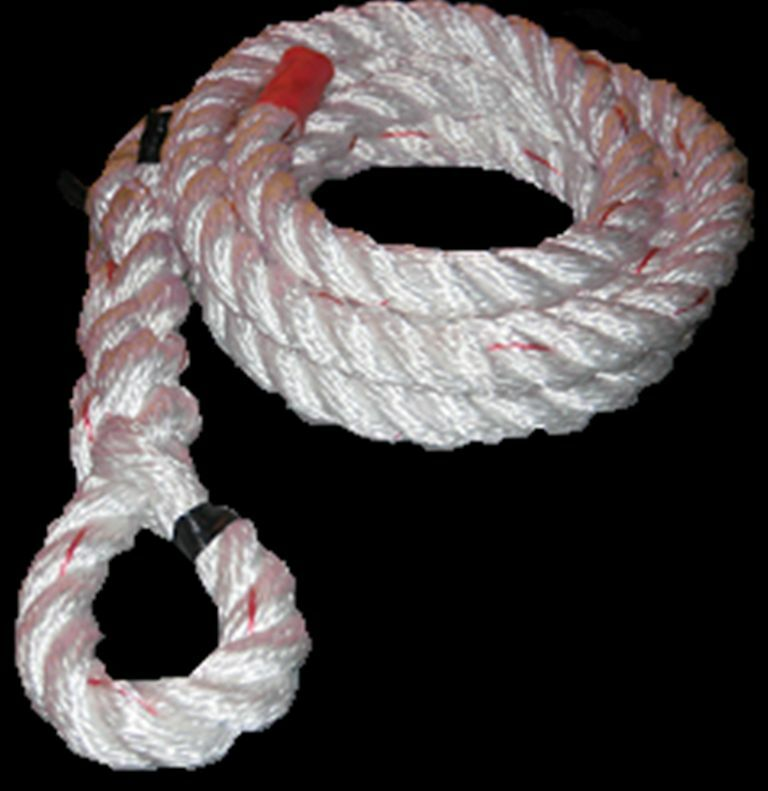 1.5  Diameter By 25ft Long Indoor de plein air Gym Cross Fit Climbing Rope
