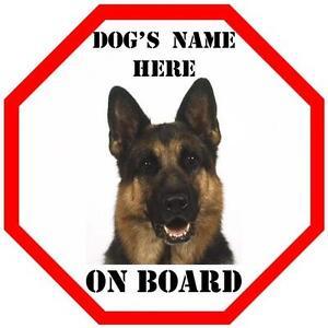 Personalised-German-Shepherd-On-Board-Car-Window-Sign