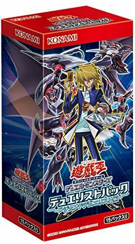 Card_game NEW YuGiOh! OCG Duelist Pack Legend Duelist Edition Booster Box MA