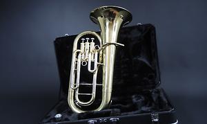 Blasinstrumente Bb Euphonium Bariton Mit 3 Pumpventilen