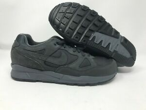 7a477df98a7ec Nike Air Span II Premium Men's Size 10 Anthracite Dark Grey Black ...