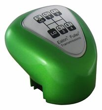 Eaton Fuller 13/18 Green Gearshift Knob for SEMI TRUCKS