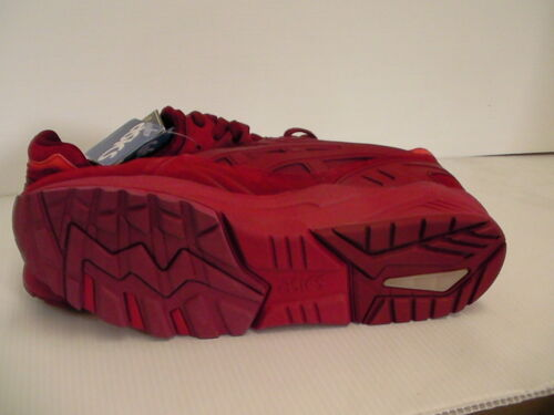 Baskets Kayano Neuf 11 Chaussures Gel Asics Size Bordeaux Course UTI76qw