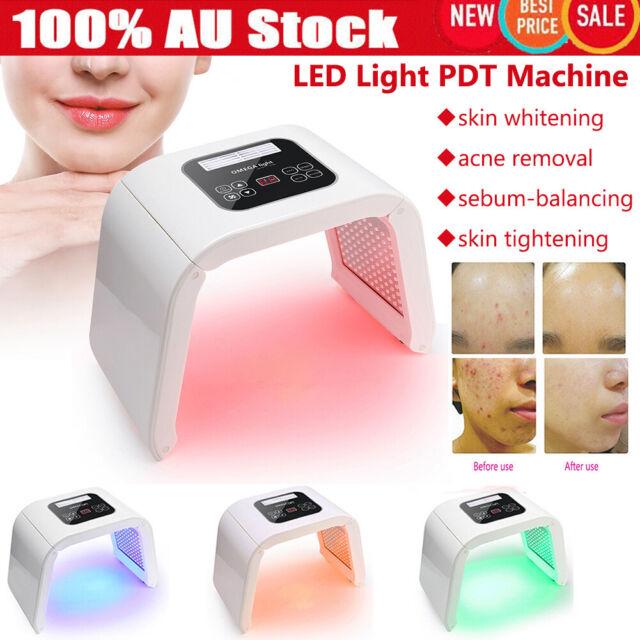 LED Photon Facial  Skin Rejuvenation Light Therapy Photodynamics PDT Machine