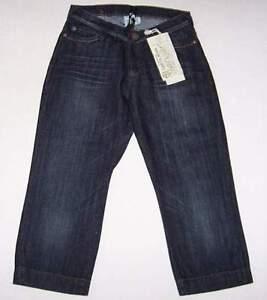Garcia-Jeans-Capri-3-4-Hose-Gr-W-28-NEU