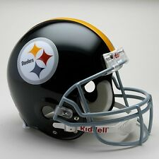 PITTSBURGH STEELERS 1963-1976 FULL SIZE Football Helmet