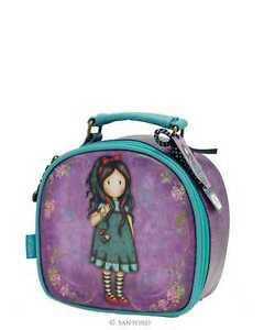 Gorjuss Belleza Violeta Ecopiel verde Peque Interna o Cremallera Bolsillo Color d1HH8nr