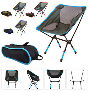 Furniture Outdoor Furniture Portable Outdoor Fishing Chair Folding Backpack Camping Oxford Cloth Foldable Picnic Fishing Beach Chairs Lightweight Easy To Repair