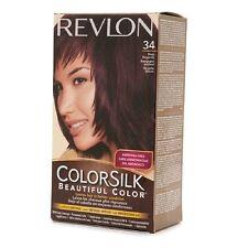45% OFF! Auth Revlon Colorsilk Beautiful Color #34 Deep Burgundy USA US$ 9