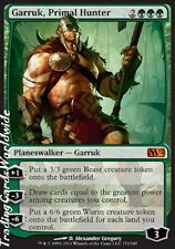 Garruk, Primal Hunter // Foil // NM // Magic 2012 // engl. // Magic Gathering