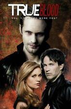 True Blood Volume 4: Where Were You? (True Blood (IDW))-ExLibrary